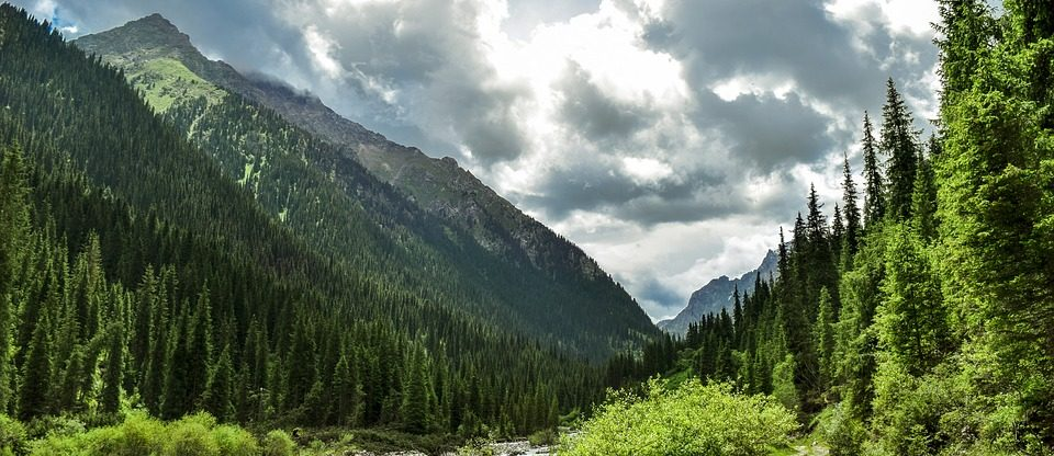 Kazachstán - Almaty