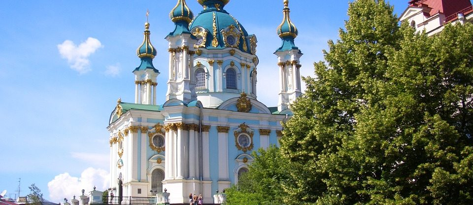 Ukrajina - Charkov, Kyjev a Lvov z Prahy i Pardubic