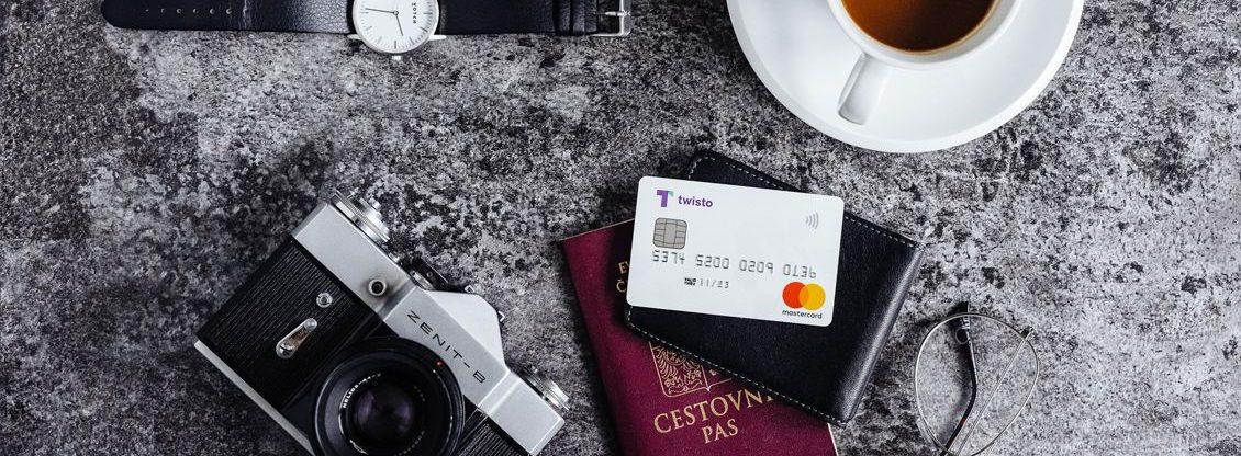Twisto: skvělá kreditka (nejen) na cesty