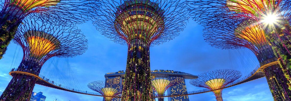 Singapur, Malajsie, Bali atd. z Berlína od 6 775 Kč