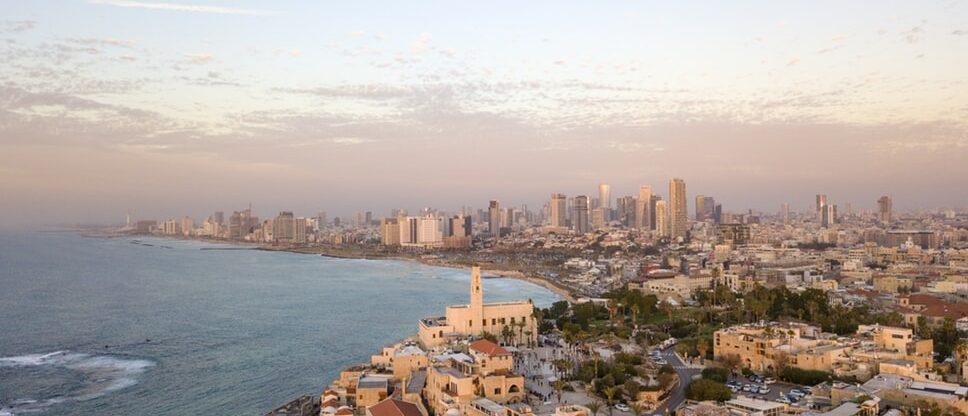 Izrael – Tel Aviv z Vídně za 1 032 Kč