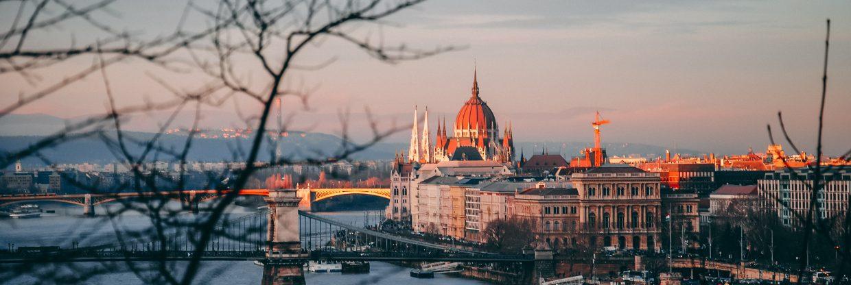 Na prodloužený víkend do Budapešti z Prahy od 658 Kč