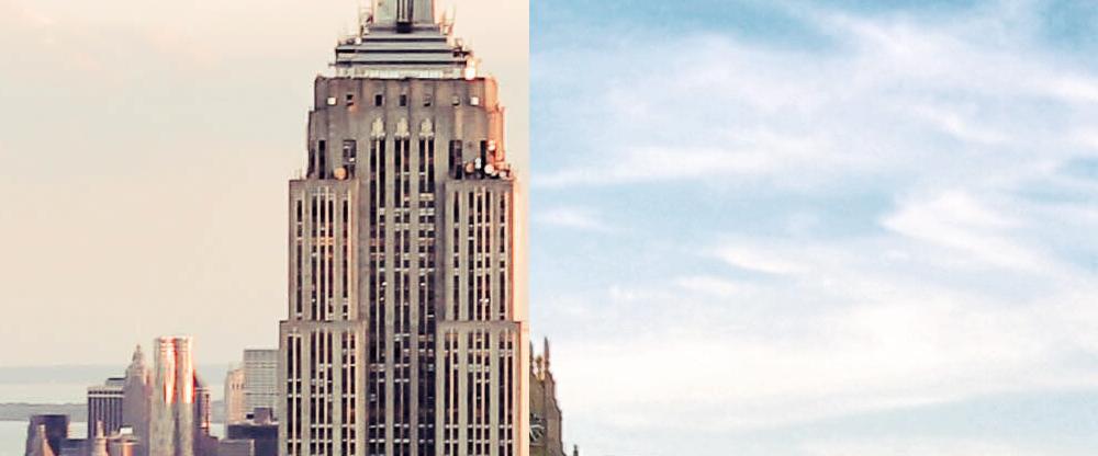 Madrid + New York z Vídně