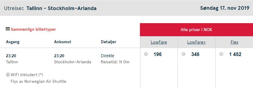 Lotyšsko + Estonsko + Švédsko z Prahy za 1 636 Kč