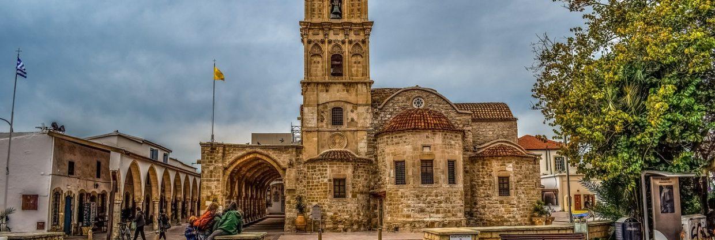 Kypr na prodloužený víkend - Larnaca z Vídně