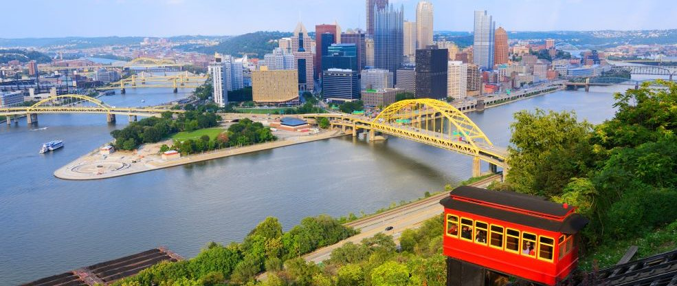 USA – Pittsburgh za 6 773 Kč