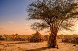 Zdarma hotel v Etiopii