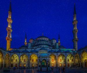 Prohlídka Istanbulu zdarma