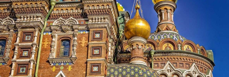 Rusko: Petrohrad z Bratislavy na jaře 2021 (vč. Velikonoc)