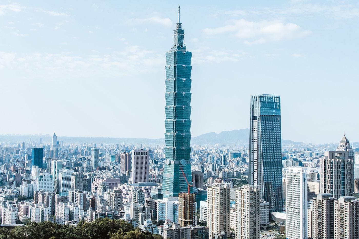 Navštívit Taipei zdarma