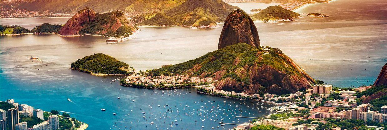 Brazílie – Rio de Janeiro z Vídně od 11 707 Kč