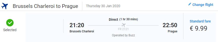 Milán + Sicílie + Brusel z Prahy za 1 049 Kč
