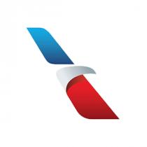 Logo aerolinky American Airlines