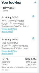 Grónsko + Kodaň v létě z Prahy od 16 515 Kč