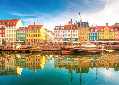 Kodaň z Prahy