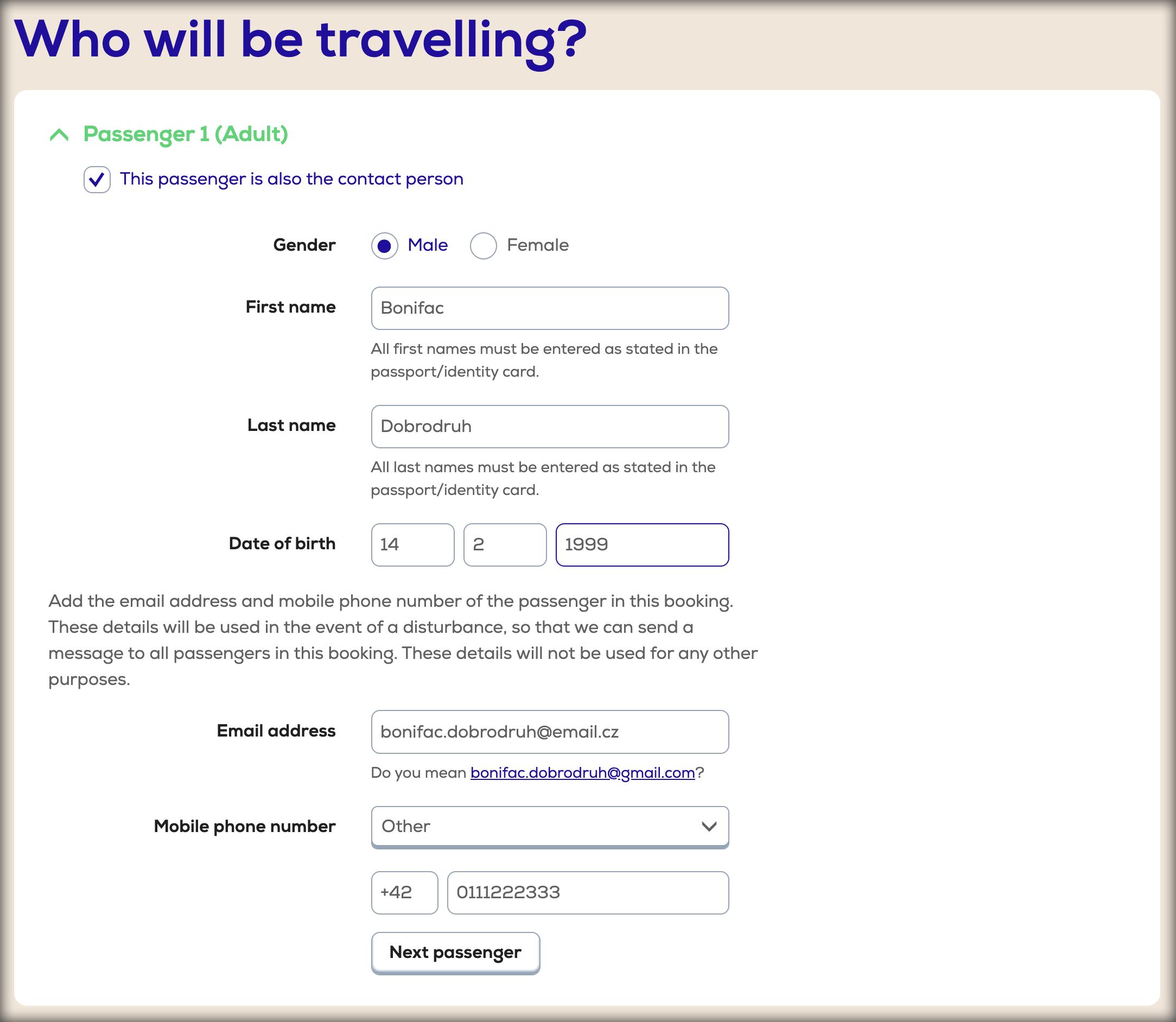 Jak koupit letenku u Transavie