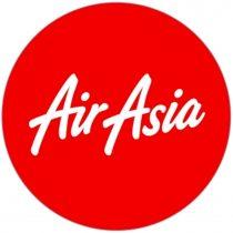 Logo aerolinky AirAsia