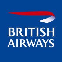 Logo aerolinií British Airways