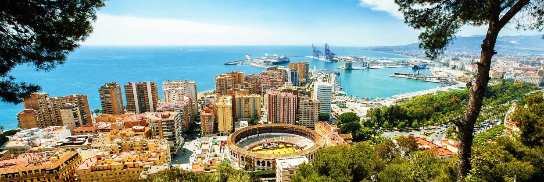 Španělsko – Málaga z Prahy i o letních prázdninách