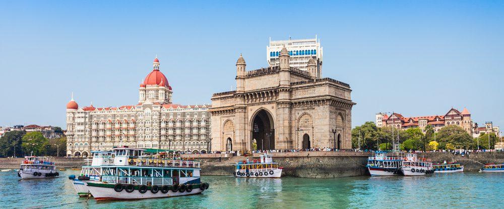 Indie: Bombaj z Prahy