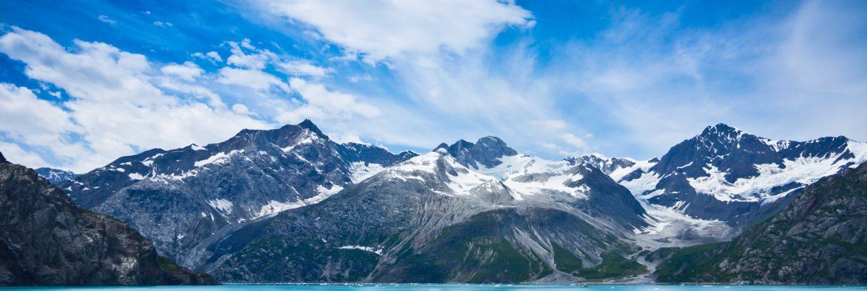 Aljaška: nespoutaná divočina během jara a podzimu z Berlína