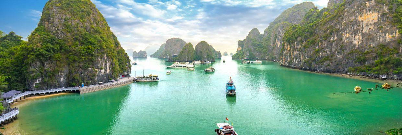 Vietnam – Hanoj z Mnichova