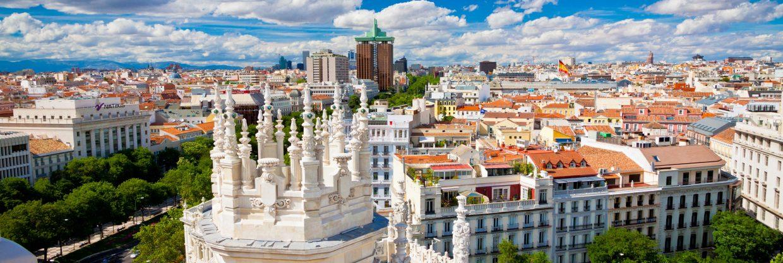 Do Madridu na prodloužený víkend – z Prahy a Vídně