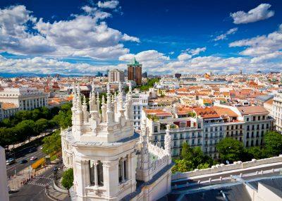 do Madridu