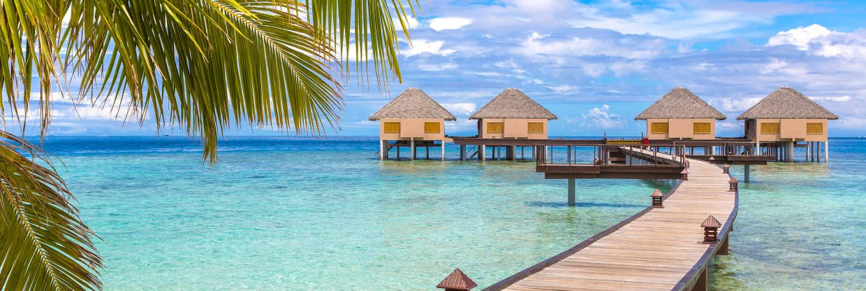 Maledivy z Prahy na palubě Qatarců