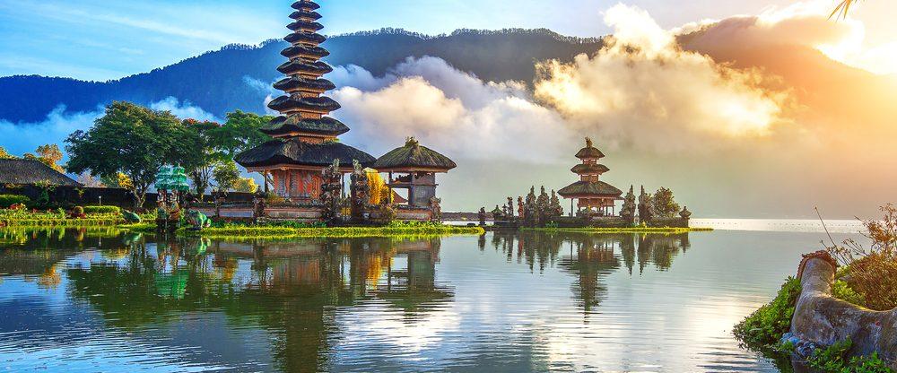 Indonésie – Bali z Prahy