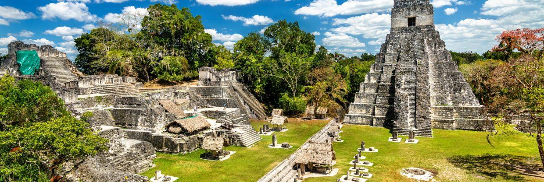 Z Prahy do Střední Ameriky: Guatemala & Mexiko + Madrid