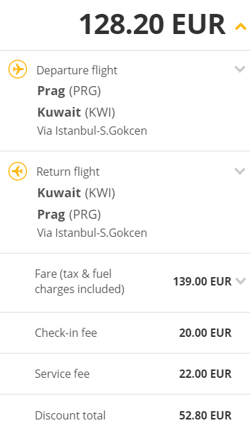 Do Perského zálivu z Prahy díky akci Pegasusu