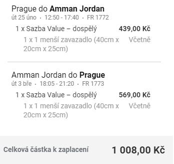 """Jordánsko aneb """"perla Blízkého východu"""" z Prahy"""