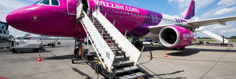 Wizz Air spouští osm nových linek z Vídně