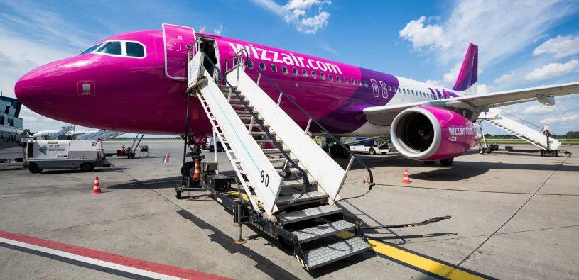 Wizz Air přerušuje provoz v Praze, vrátí se v prosinci