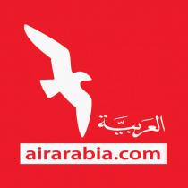 Logo aerolinky Air Arabia
