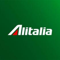 Logo aerolinky Alitalia