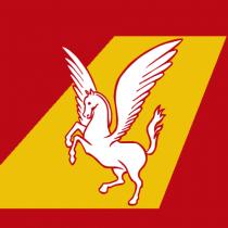 Logo aerolinky Pegasus