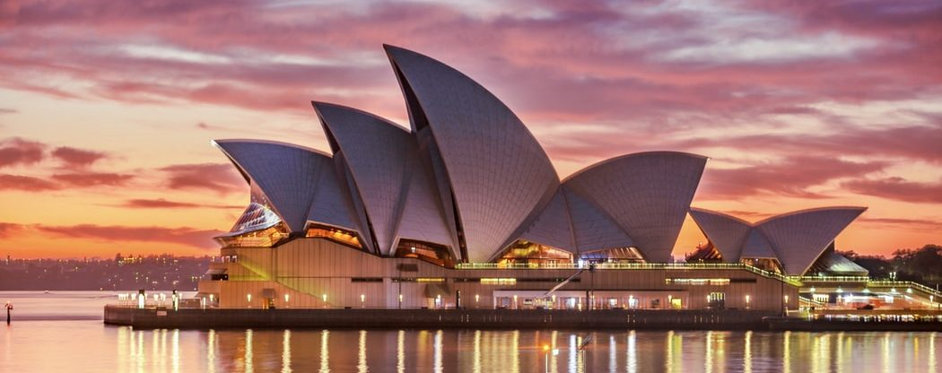 Austrálie – Sydney z Prahy a návratem do Mnichova