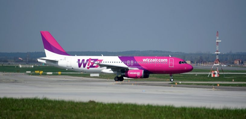Nová linka: Bratislava – Petrohrad by Wizz Air
