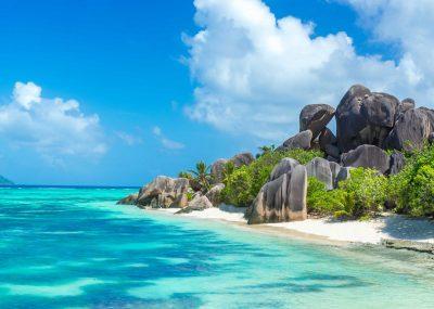 letenky na Seychely