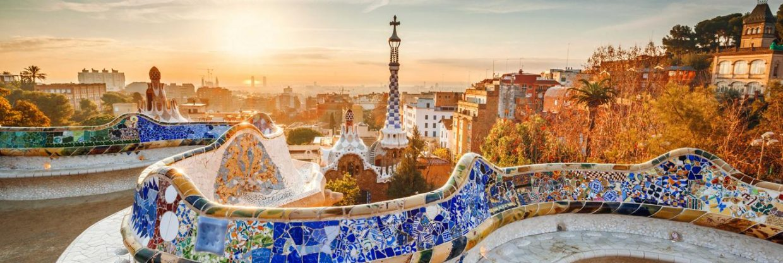 Amsterdam, Barcelona, Málaga, Paříž atd. z Vídně
