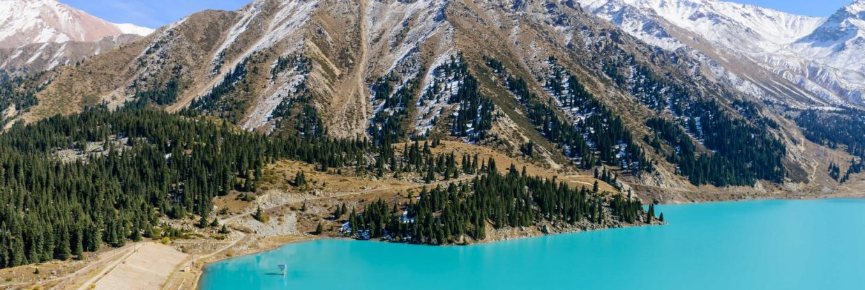 Za panenskou přírodou do jižního Kazachstánu z Prahy