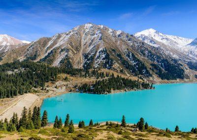 do jižního Kazachstánu