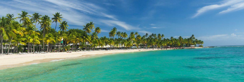 Karibský ráj na ostrově Guadeloupe z Paříže