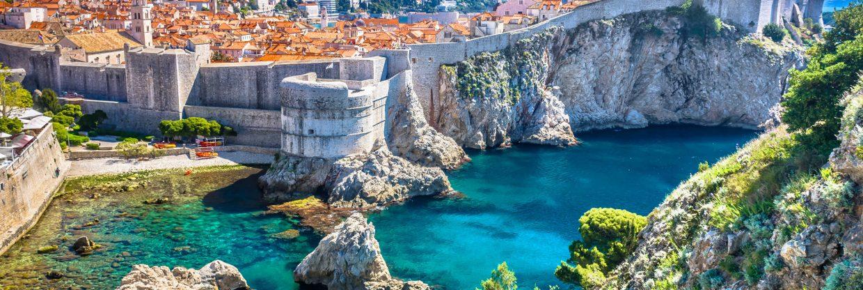 Prázdninové Chorvatsko: Dubrovník z Vídně