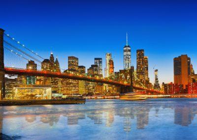 do New Yorku