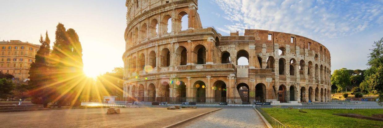 Z Prahy a Vídně do Říma na prodloužený víkend během léta