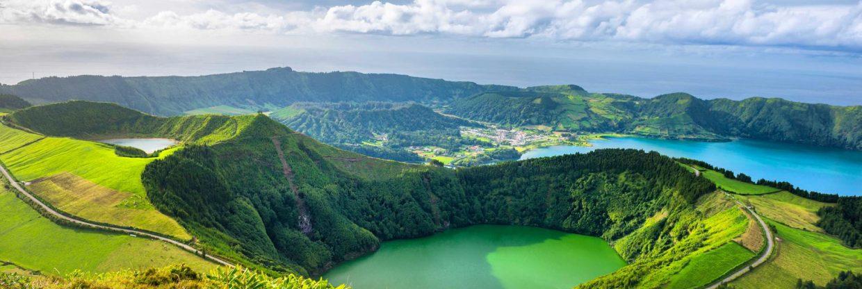 Azorské ostrovy – Ponta Delgada z Prahy