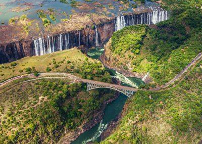 Jižní Afrika: JAR, Mozambik, Zambie i Zimbabwe z Prahy